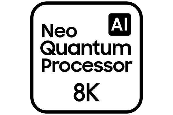 Image for Samsung Neo Quantum Processor 8K Lite