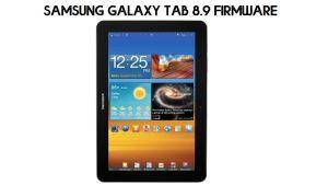 Samsung GT-P7300 Stock Firmware (Flash File)
