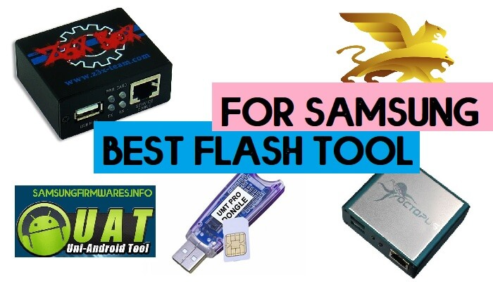 5 Best Samsung Phone Flashing Dongles Box Tools in 2021 [Paid Softwares]