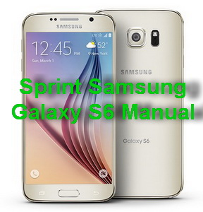 sprint samsung galaxy s6 manual user guide pdf download rh samsunggalaxys6manual com samsung s9 manual sprint samsung j3 manual sprint