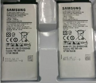 samsung galaxy s6 battery