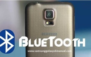 bluetooth on samsung galaxy s6