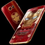 Iron Man Samsung Galaxy S6 Edge Limited Edition costs for $91,000 in China