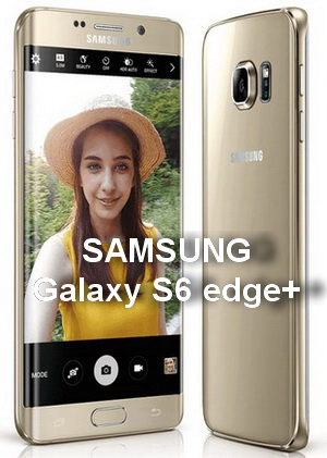 64GB Samsung Galaxy S6 edge+