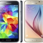 The comparison between Samsung Galaxy S6 vs Galaxy S5 in design and quality