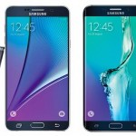 An important updates from Samsung Galaxy S6 edge+ and Galaxy Note 5 firmware