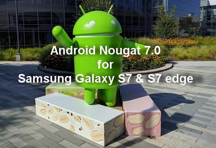 Android 7.0 Firmware Update