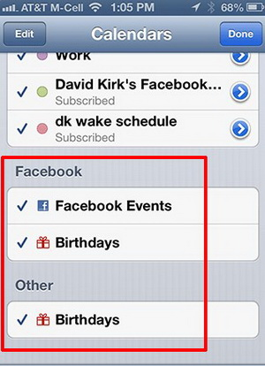 How to Remove Facebook Birthday