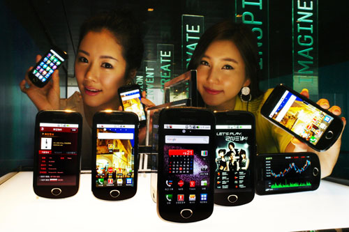 Tampilan Samsung Galaxy A