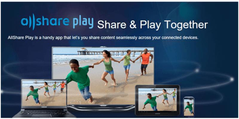All share app