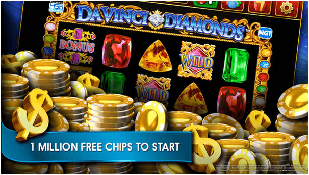 Double Down Casino App