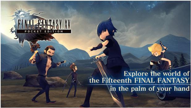 Final Fantasy game app