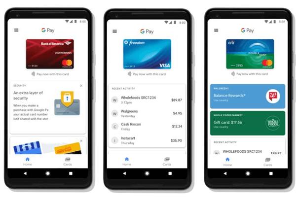 Google Pay App- online casinos