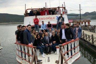 Öğrenciler Vezirköprü'de unutulmaz bir gün yaşadı!