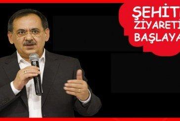 Başkan Demir'den davet