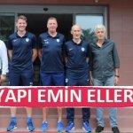 Genk antrenörleri: Samsunspor'la çalışmayı çok istiyoruz