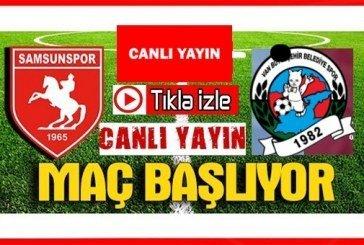 Yılport Samsunspor Van Büyükşehir Belediyespor Tıkla Canlı izle…