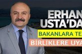 Erhan Usta: Açıklanan taban fiyat yalan oldu!