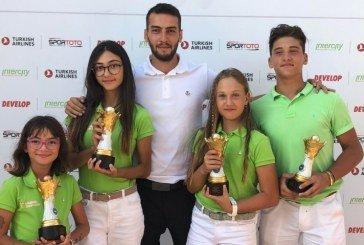 Golfün yıldızı Ataşehir