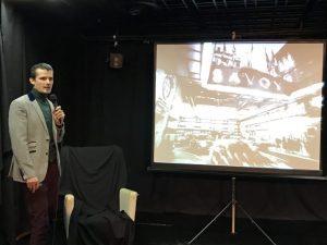 """História jedného z najstarších barov, ktorému dnes ,,vládne"""" Slovák Erik Lorincz"""