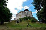 Hotel Elizabeth sa nachádza priamo pod hradnou skalou, takže k hradu to máte kúsok