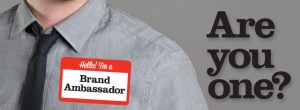 online brand ambassadors