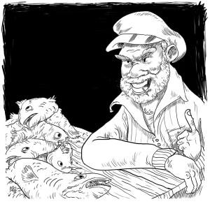 Killing Sully Graphic Novel