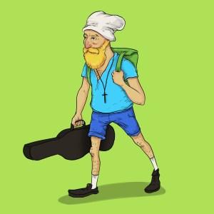 hipster Finn