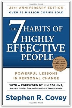 "Become more productive with ""7 Habits of highly effective People"""