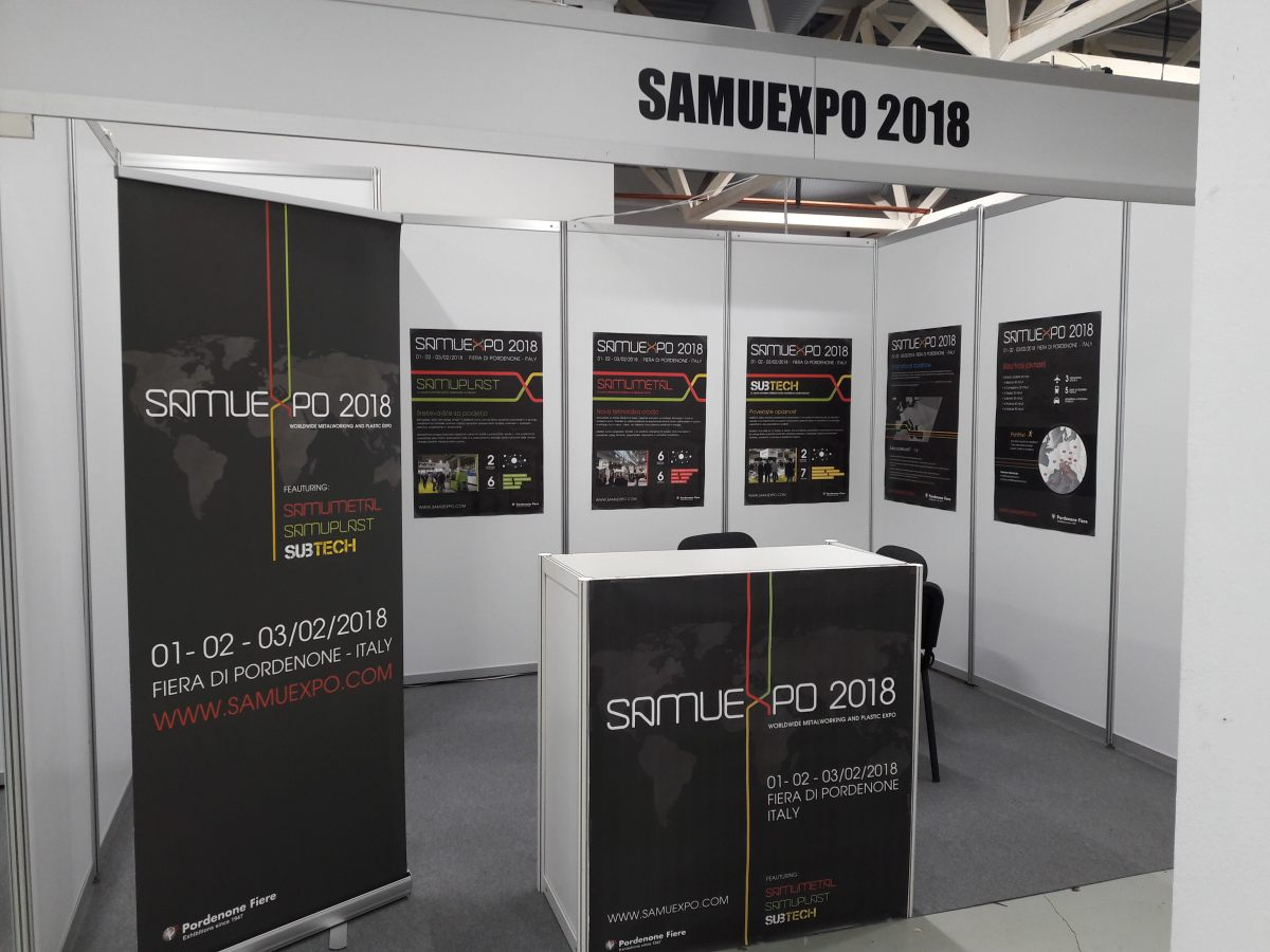 20170403 151802 2000x1500 SamuExpo will be at the International Technical Fair in Plovdiv, Bulgaria from the 25th to 30th September.