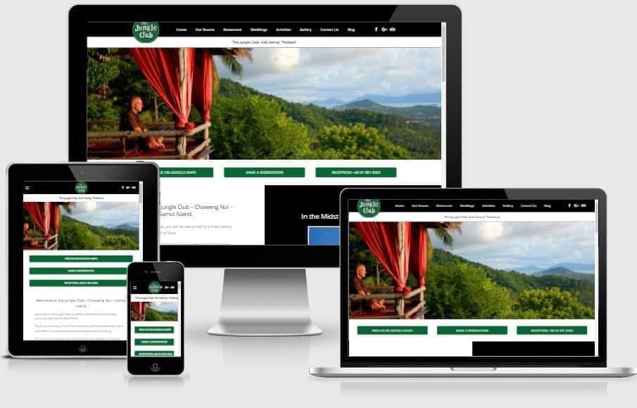 Redesign The Jungle Club Samui – Accomplished!