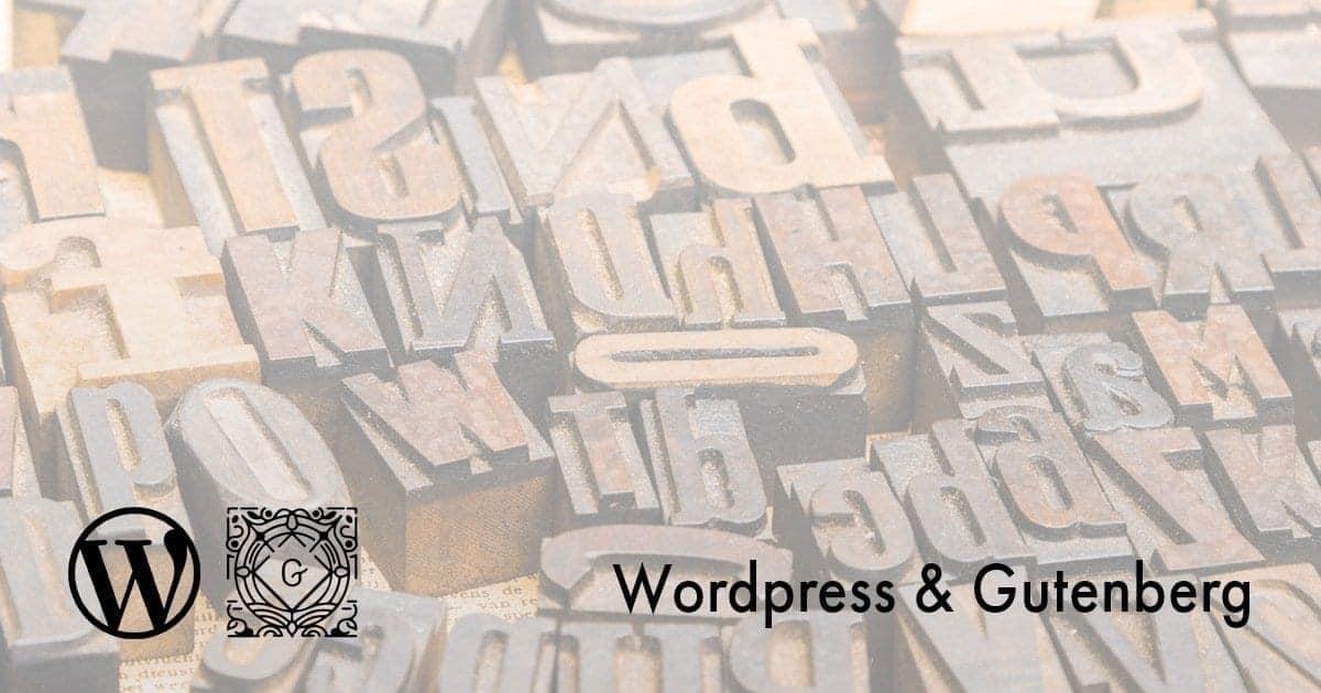 Cons of Gutenberg