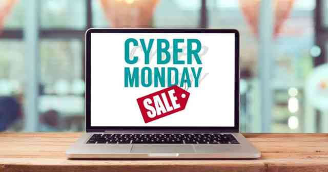 Cyber Monday Discount Sale