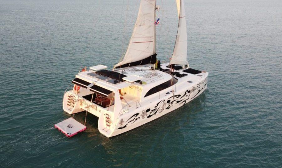 Luxury Catamaran 46ft