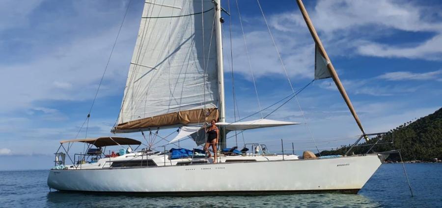Luxury Sailing Yacht 52ft