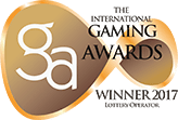 GAMING AWARDS Winner 2017