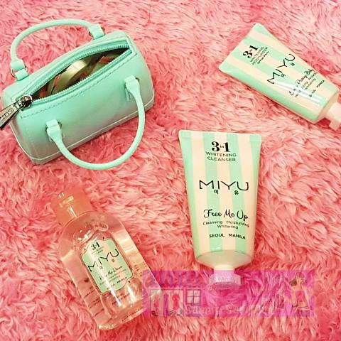 MIYU 3-1 Korean Skincare