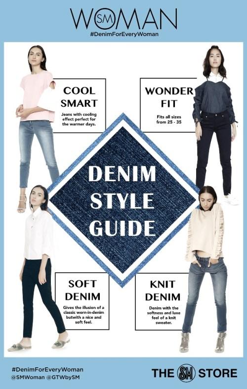 SM Woman Premium Denim Collection