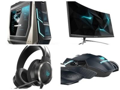 Acer Predator Gaming Arsenal