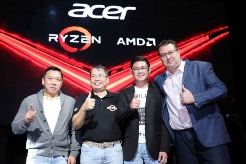 Acer Ryzen GX-281