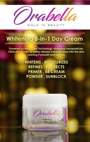 OraBella Gold in Beauty Day Cream