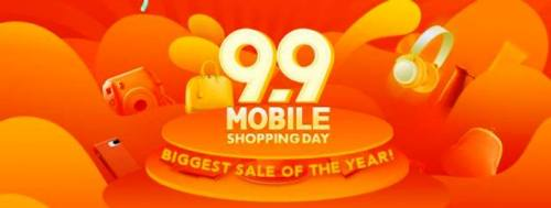 Shopee 9.9 Mobile Shopping Day