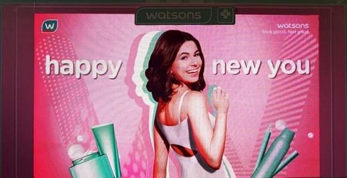 Watsons #HappyNewYou Happy New Year