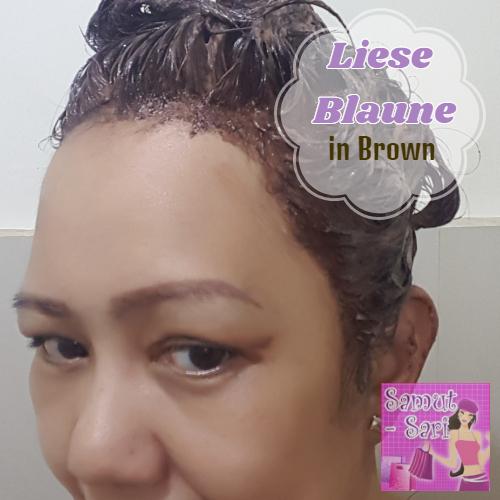 Liese Blaune Brown Shade