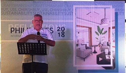 Philippines International Furniture Show - Eduardo Zuluaga