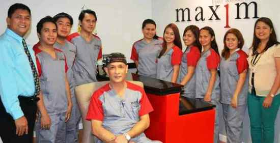 MaxiM Hair Restoration Philippines