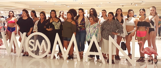 SM Woman Spring Summer Collection 2018