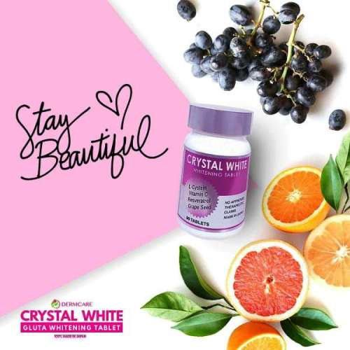 Dermcare Crystal White Gluta Whitening Tablet