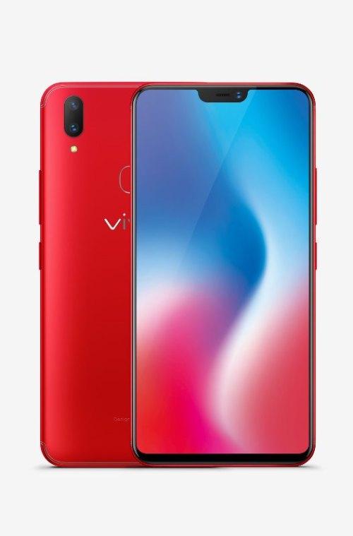 VIVO V9 Velvet Red