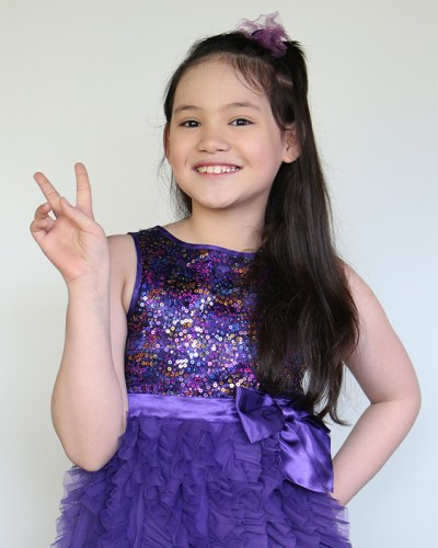 Road to Fame Hannah Lopez Vito from Star Magic website